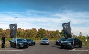 Mercedes x La Maison des Blés