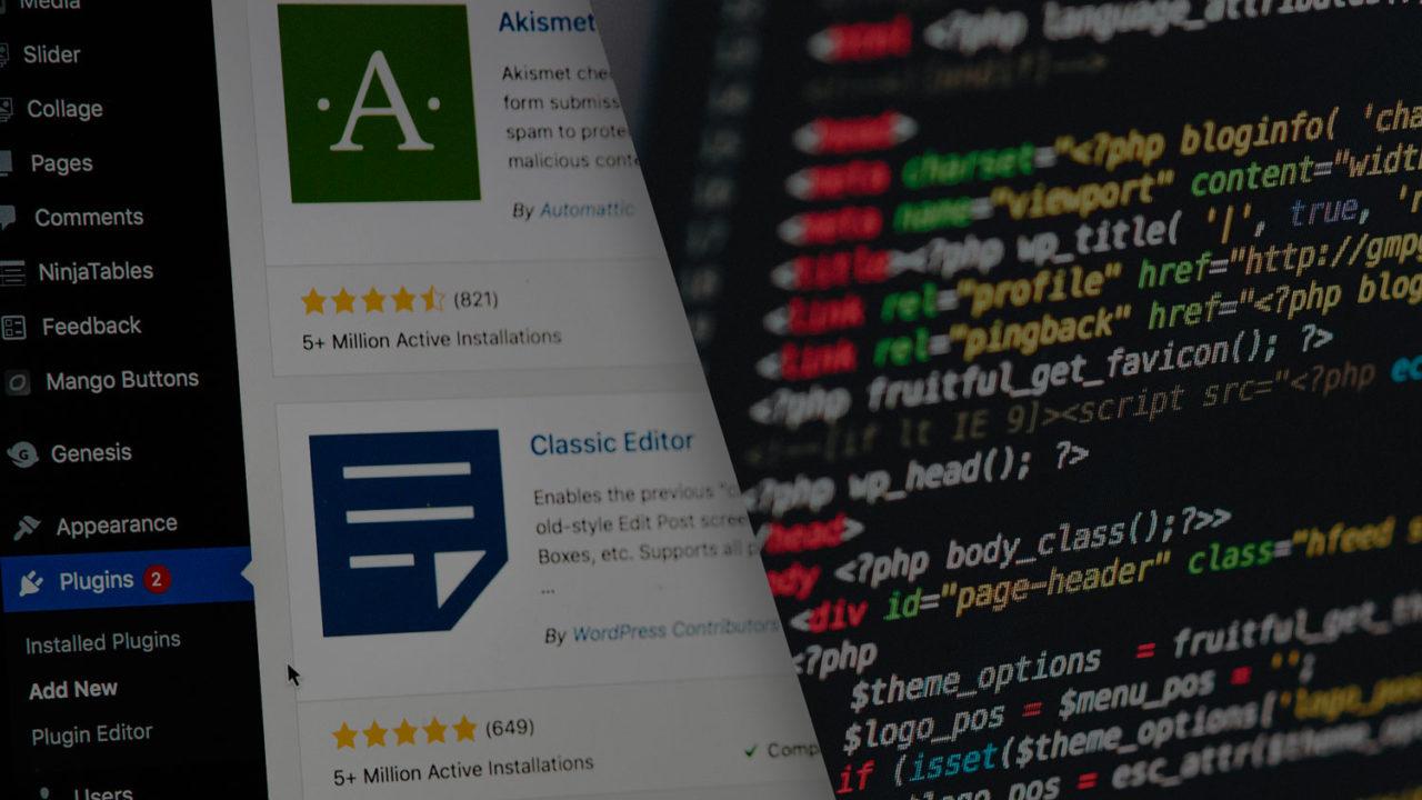 WordPress VS Site internet-mesure